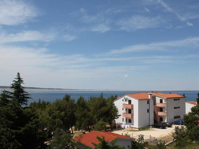 Photo for Two bedroom apartment near beach Starigrad (Paklenica)