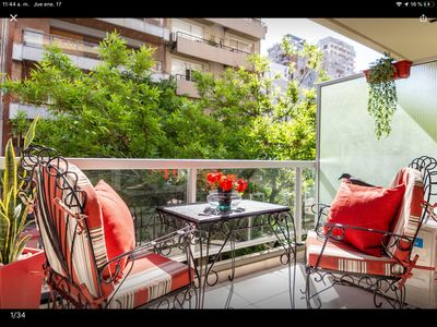 Photo for Beautiful large apartment in Las Cañitas Palermo !