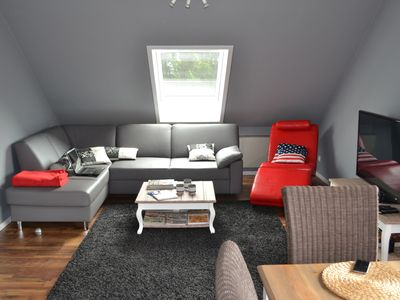 Photo for Duplex apartment over 2 floors in country style