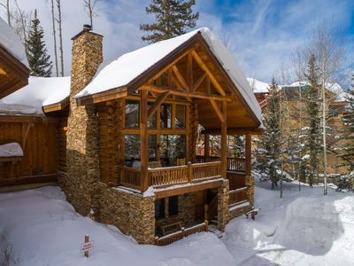Photo for 2-BDR Townhome with Loft, Walk to Gondola, Perfect for Festivals, Hot Tub: Wild Cat Lair