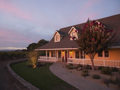 Photo for Laki's Vineyard Napa House