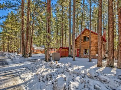 Photo for Sonoma Cabin and Bunk House Set in the heart of the Al Tahoe Neighborhood