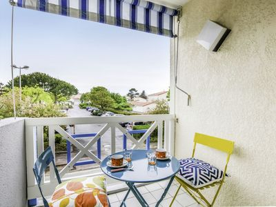 Photo for Cosy apartment for 3 people with TV and balcony