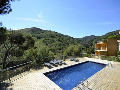 Photo for <![CDATA[Modern spacious terraced house, located 500 meters from Sa Tuna beach. Sunny position and ]]>