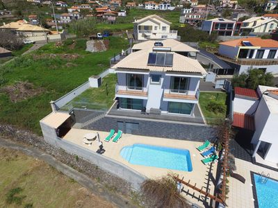Photo for Abreu Villa A Beautiful House With Pool, WIFI and A Wonderful Ocean View