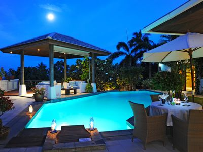 Photo for STUNNING SEAVIEW  POOL VILLA