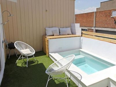 Photo for Vacation home Casa Azul in Barcelona - 8 persons, 3 bedrooms