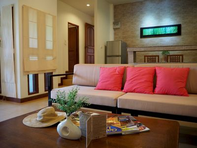 Photo for 2 Bedroom House with Big Shared Swimming