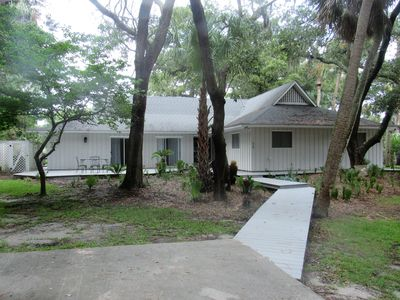 Photo for Ground Level, No Steps! Open Floor Plan, Golf Caurse View/Golf Cart Included