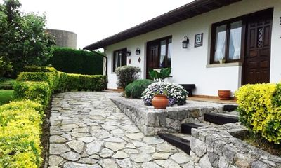 Photo for 2BR Apartment Vacation Rental in Alfoz de Lloredo, Cantabria