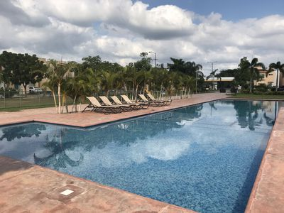 Photo for House 3 bedrooms 3.5 bathrooms. In Fracc. Amenities pool, gym, paddle