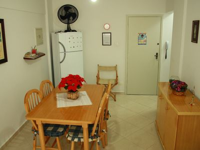 Photo for 1BR Apartment Vacation Rental in Santos, SP