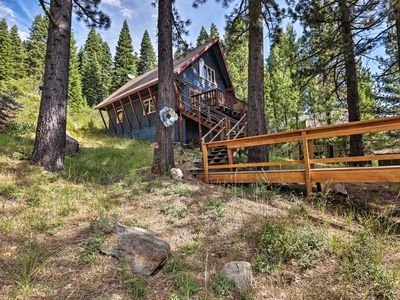 Photo for NEW-Tahoe City Cabin, 5 Min to Squaw Valley Resort