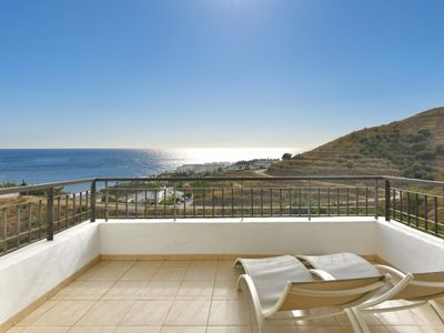 Photo for Apartment side sea view, Torrox Costa in Torrox Costa - 4 persons, 2 bedrooms