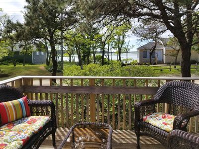 Photo for Spacious 5 Bd Home With Loagy Bay views, A/C and Pet-Friendly!