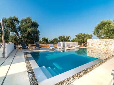 Photo for CASA LILOUDOU - villa with swimming pool in Carovigno