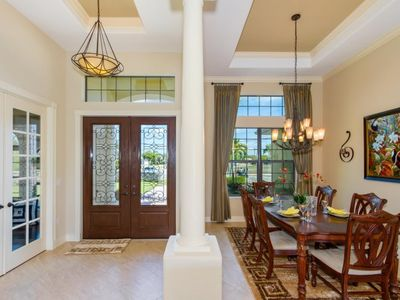 Photo for SW Cape Coral | Gulf Access | Exclusive interior with high attention to detail