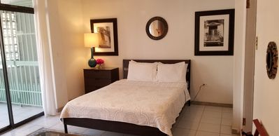 Photo for BEAUTIFUL APT IN OCEAN PARK A BLOCK FROM THE BEACH