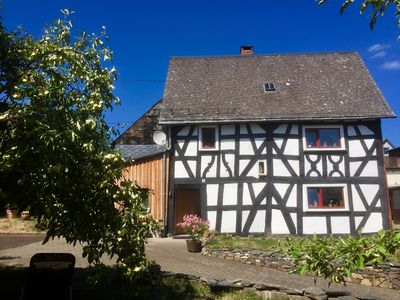 Photo for Historic half-timbered house in the heart of the Westerwald