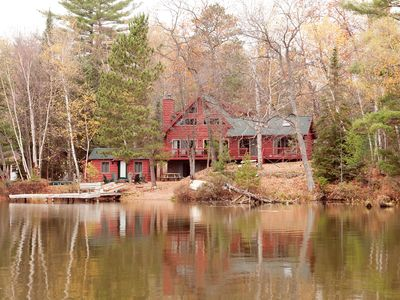 Photo for The Loon Bay Escape Private Vacation Rental Home