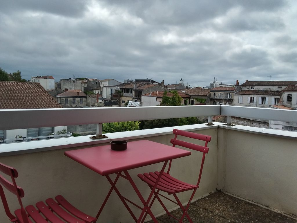 T1 bis en duplex bordeaux centre parking bordelais for Duplex bordeaux