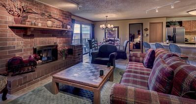 Photo for Bear Claw 109: 2 BR / 2 BA condo in Steamboat Springs, Sleeps 8