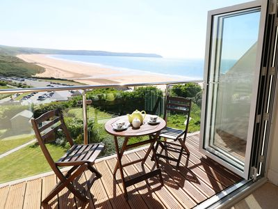 Photo for Gorselands | 3 Bedroom Apartment | Woolacombe