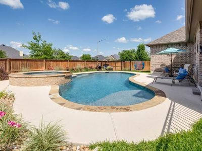 Photo for Beautiful Family Home with Pool Oasis. Great for Texas A&M games and events!