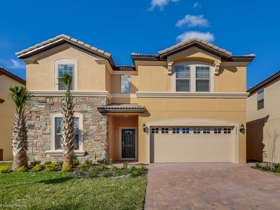 Photo for Grand 9 Bed Game Spa Pool Home at Windsor at Westside