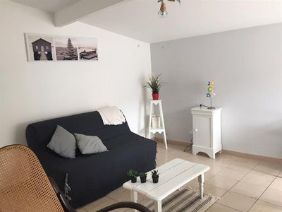Photo for Arcachon house with terrace