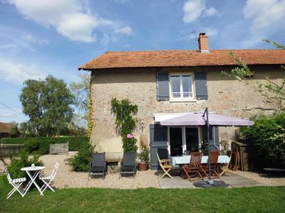 Photo for Gite Le Bouchaud, 4 bedrooms, 8 persons