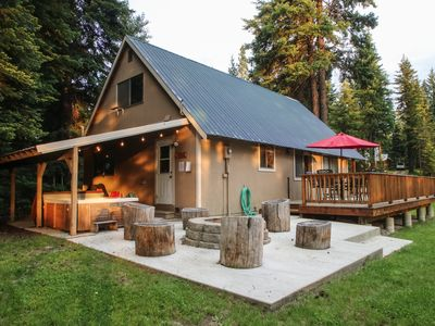 Photo for 3BR Cabin Vacation Rental in Leavenworth, Washington