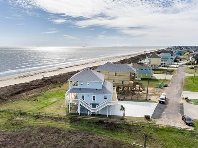 Prime Sea It All Family Vacation Home Crystal Beach Bolivar Texas Beach Front Crystal Beach Download Free Architecture Designs Viewormadebymaigaardcom