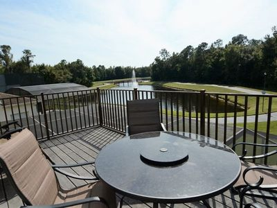 Photo for Luxury on a budget - Cumbrian Lakes - Beautiful Contemporary 4 Beds 2.5 Baths  Pool Villa - 7 Miles To Disney