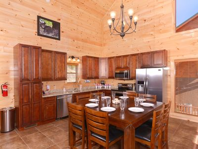 Photo for Pigeon Forge Cabin - 4 Bedroom!