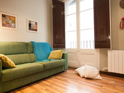 Photo for Market House: an extraordinary flat in the Historic Quarter.