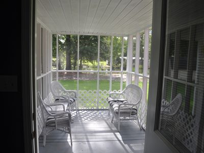 Photo for Lovers Lane Oasis Cottage...Ideal for a couple or small family Coast visit!!!