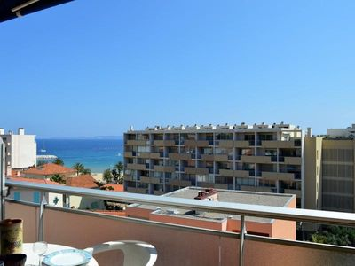 Photo for Apartment Le Lavandou, studio flat, 4 persons