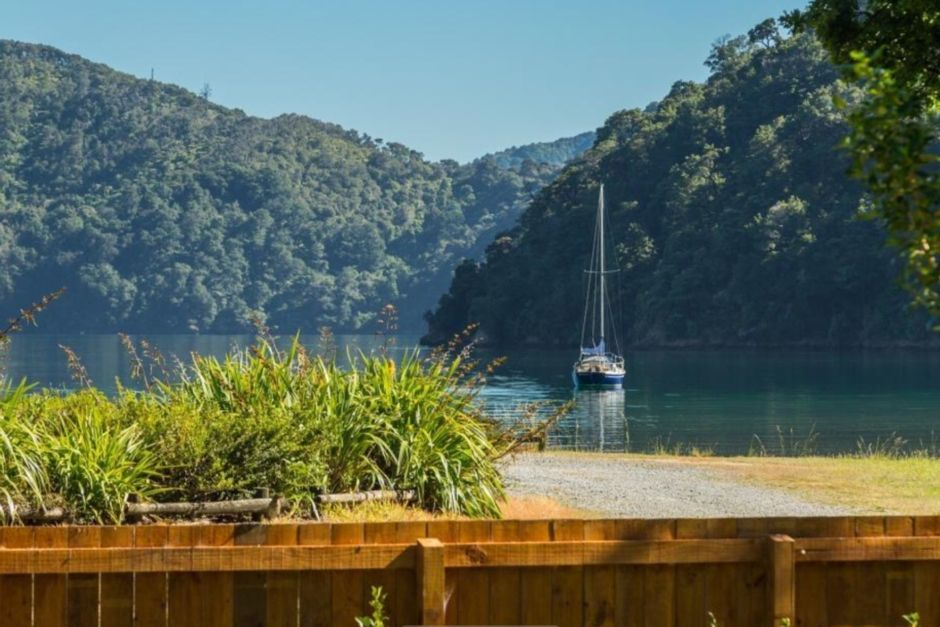 Ngakuta Bay Waterfront-Queen Charlotte Dve, Picton