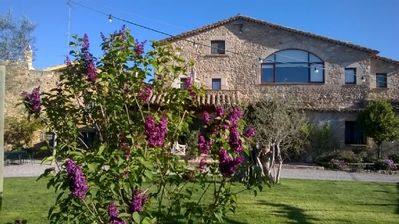 Photo for Self catering Can Gat Vell for 14 people