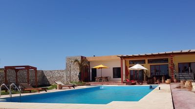 Photo for Beautiful villa. Les terrasses vertes