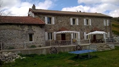 Photo for Cottage for 8 people Ardèche Mountain