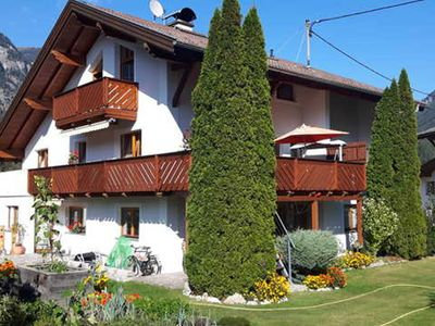 Photo for Apartment with garden - Haus Hueber in Pfunds