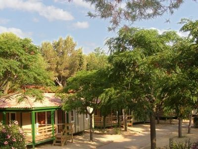 Photo for Holiday house- Bungalow in Camping Vilanova Park