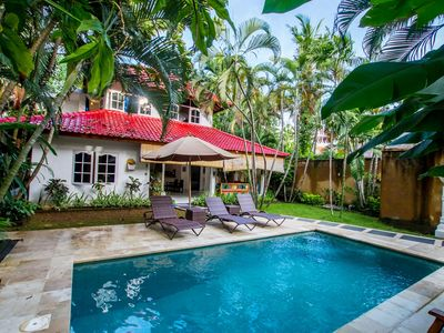 Photo for Bima 3br Villa Central Seminyak