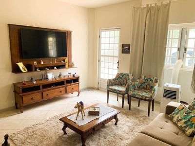 Photo for Comfort and leisure in a secure condominium.