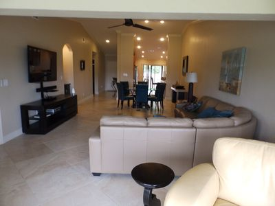 Photo for Golf, Tennis, and Relaxation - gated community near historic downtown & beaches
