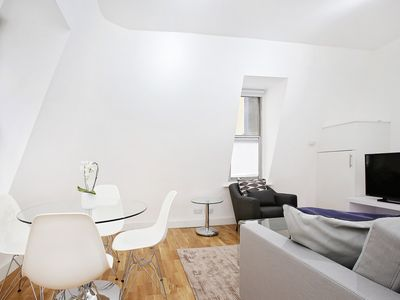 Photo for SUPER CENTRAL 2BR FLAT - SOHO - FITZROVIA - OXFORD ST
