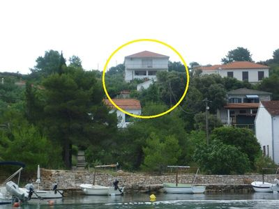 Photo for 2BR Apartment Vacation Rental in Necujam, Island Solta