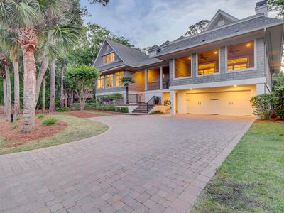 Photo for GORGEOUS, Newer 7 Bedroom 2nd Row Ocean Home with Private Pool & Game Room